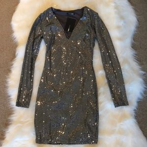 Sequin dress NWT
